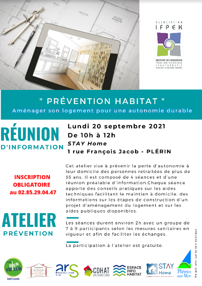 Atelier prévention habitat- Plérin 0