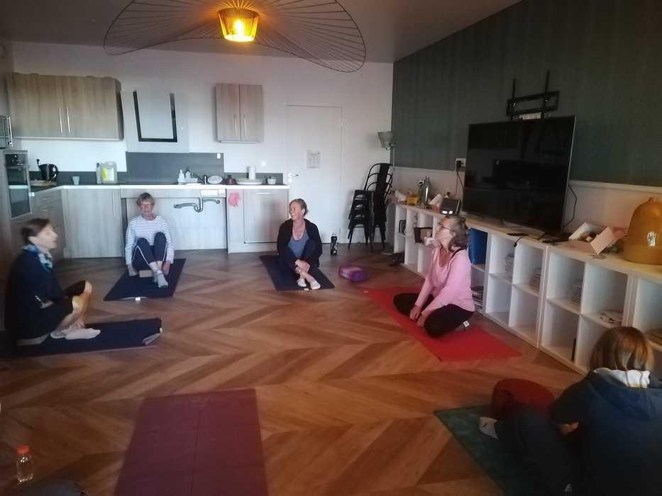 Cours de yoga chez Stay Home 0